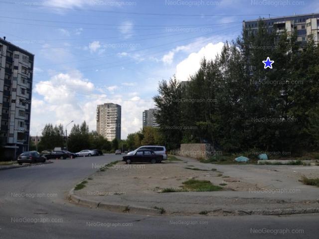 Адрес(а) на фотографии: улица Анны Бычковой, 22, Екатеринбург