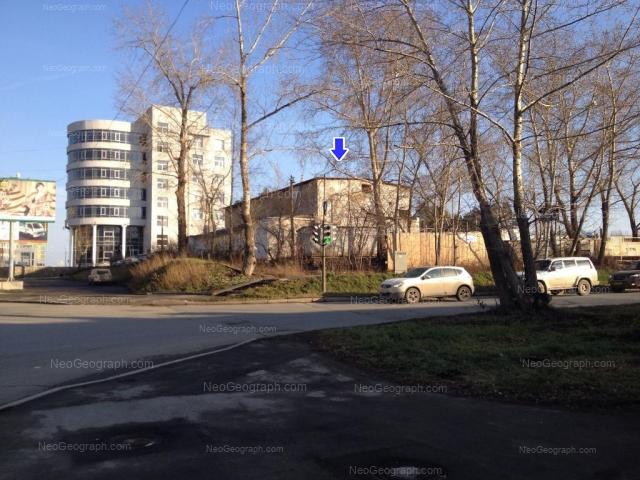 Адрес(а) на фотографии: улица Репина, 42, 42А, Екатеринбург