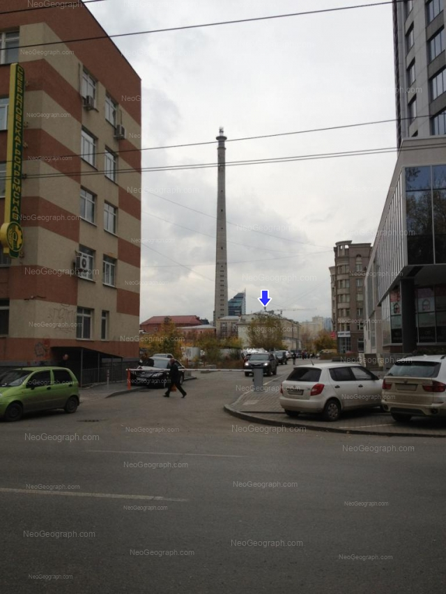 Адрес(а) на фотографии: улица Розы Люксембург, 63, Екатеринбург