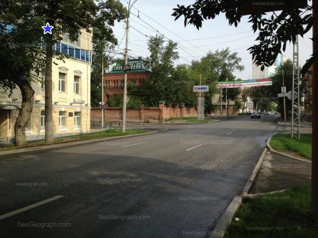 Адрес(а) на фотографии: улица Розы Люксембург, 56, 60, Екатеринбург