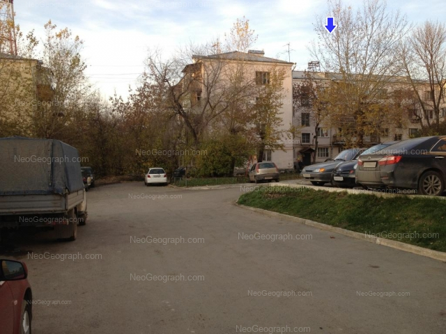 Адрес(а) на фотографии: улица Декабристов, 16/18Д, 16/18И, Екатеринбург