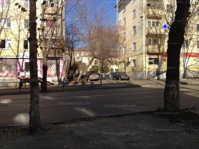 Address(es) on photo: Dekabristov street, 4, 6, 6А, Yekaterinburg