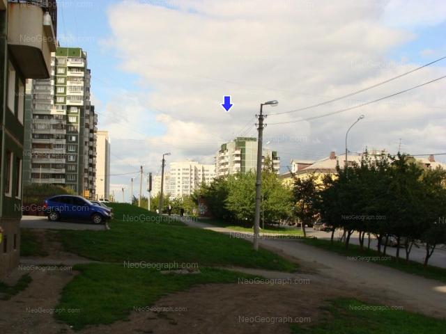 Адрес(а) на фотографии: улица Куйбышева, 4, Екатеринбург