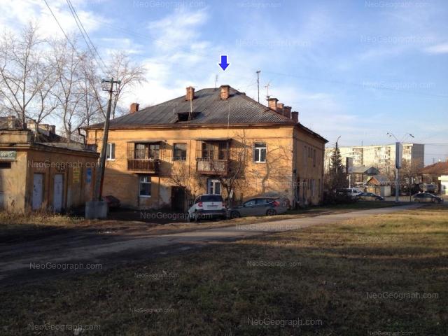 Адрес(а) на фотографии: улица Репина, 44, Екатеринбург