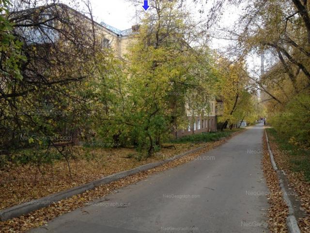 Адрес(а) на фотографии: улица Декабристов, 16/18Д, Екатеринбург