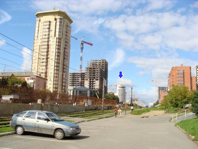 Адрес(а) на фотографии: Московская улица, 54, 66, 68, 70, 76, 131, Екатеринбург