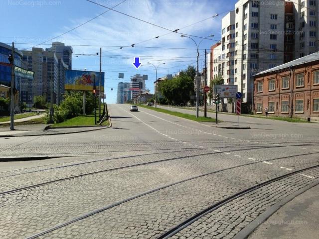 Адрес(а) на фотографии: Московская улица, 54, 66, Екатеринбург