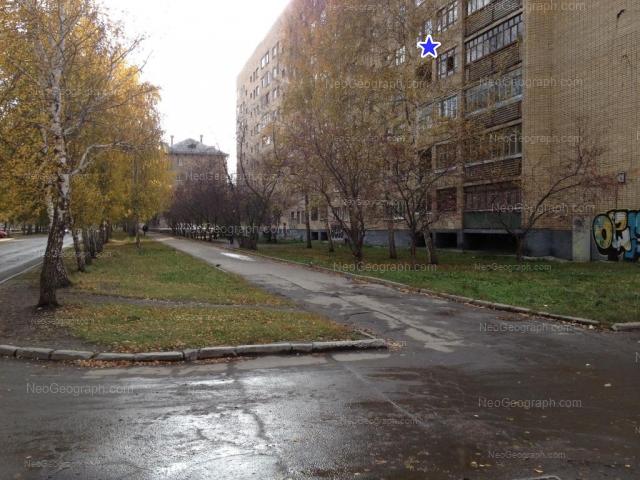 Адрес(а) на фотографии: улица Куйбышева, 108, 110, Екатеринбург