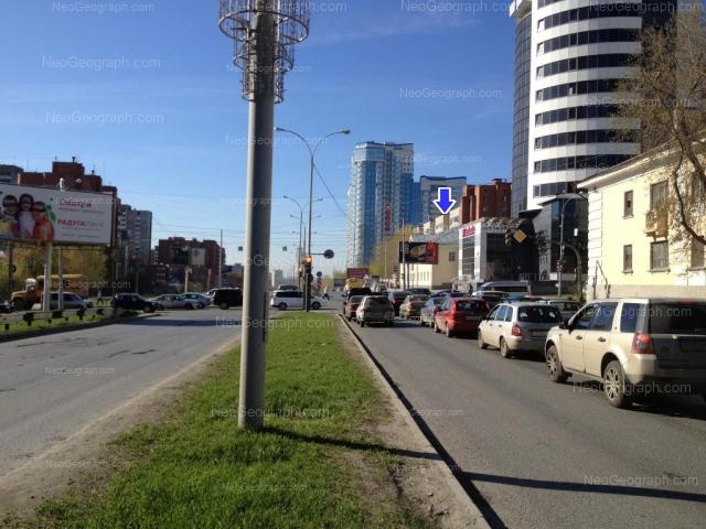 Адрес(а) на фотографии: Московская улица, 52, 54, 56, 66, Екатеринбург