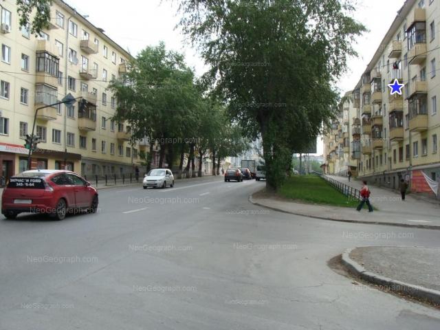 Адрес(а) на фотографии: улица Декабристов, 3, 4, 5, 6, Екатеринбург