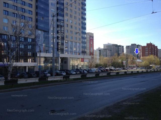 Адрес(а) на фотографии: Московская улица, 77, 125А, Екатеринбург