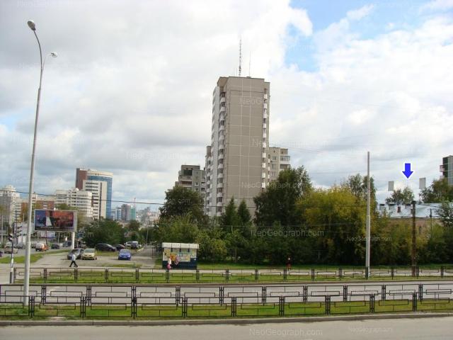 Адрес(а) на фотографии: Московская улица, 125А, Екатеринбург