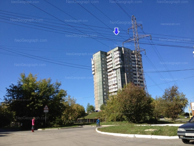 Адрес(а) на фотографии: бульвар Есенина, 6, Екатеринбург