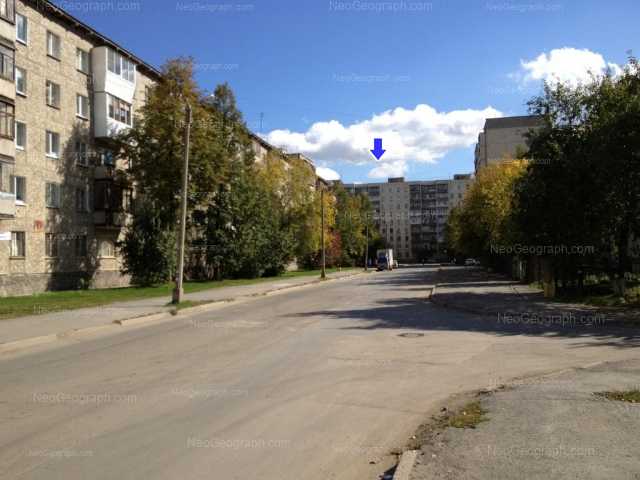 Адрес(а) на фотографии: улица Индустрии, 57/1, 64, Екатеринбург