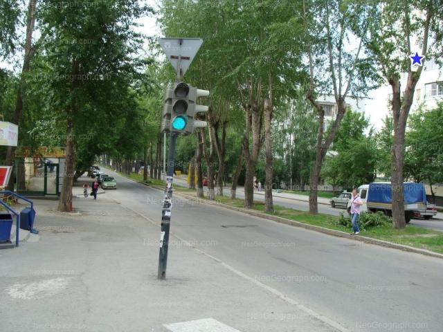 Адрес(а) на фотографии: улица Декабристов, 7, Екатеринбург