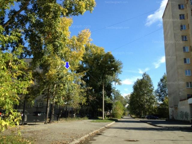 Адрес(а) на фотографии: Каширская улица, 73, 75, Екатеринбург