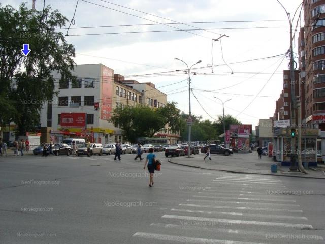 Адрес(а) на фотографии: улица Декабристов, 20, 20А, 49, 51, Екатеринбург