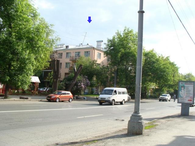 Адрес(а) на фотографии: улица Декабристов, 16/18Е, Екатеринбург