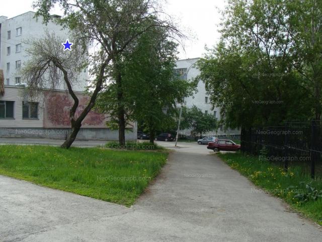 Адрес(а) на фотографии: улица Декабристов, 9, Екатеринбург