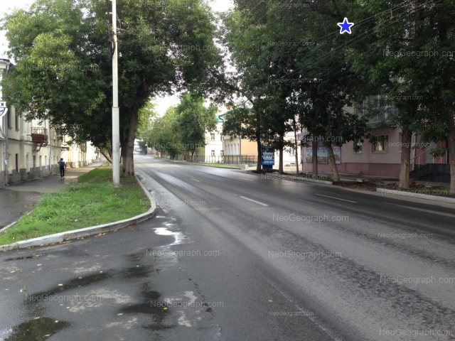 Адрес(а) на фотографии: улица Розы Люксембург, 67, 67А, Екатеринбург