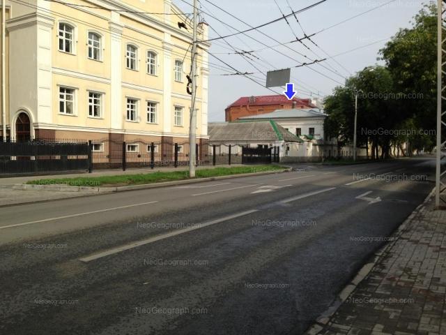 Адрес(а) на фотографии: улица Розы Люксембург, 62, 64/1, Екатеринбург