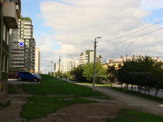 Адрес(а) на фотографии: улица Шейнкмана, 102, Екатеринбург