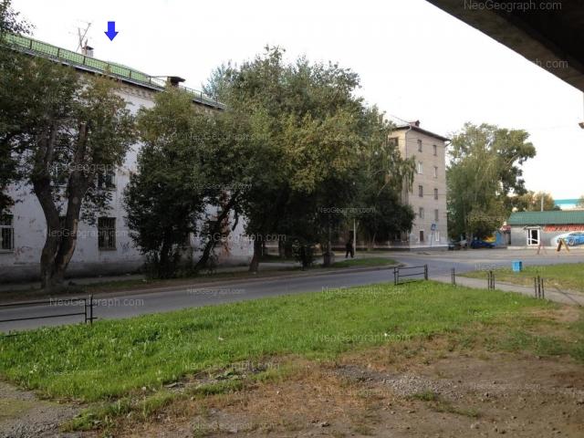 Address(es) on photo: Kuibisheva street, 112, 181, 181а, Yekaterinburg