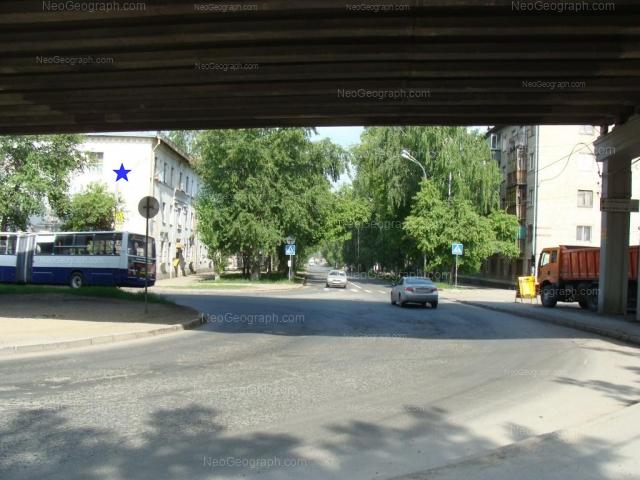 Address(es) on photo: Kuibisheva street, 112, 181, Yekaterinburg