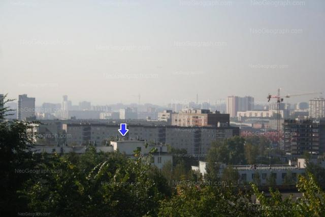 Адрес(а) на фотографии: улица Декабристов, 15, 15/1, Екатеринбург