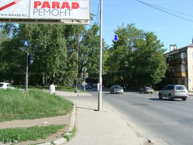 Адрес(а) на фотографии: Восточная улица, 27, 29, Екатеринбург