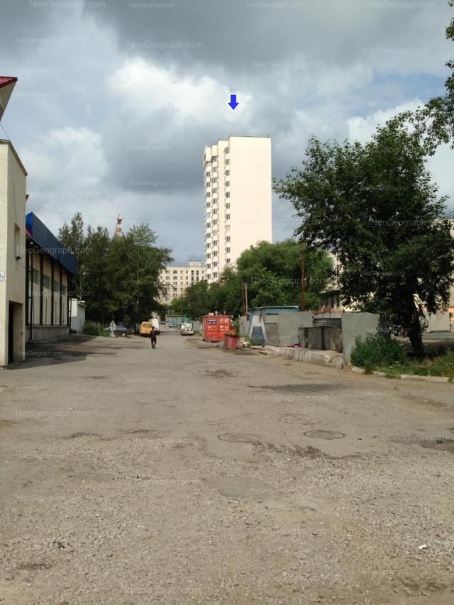 Адрес(а) на фотографии: улица Ломоносова, 55А, 55Б, 57а, Екатеринбург