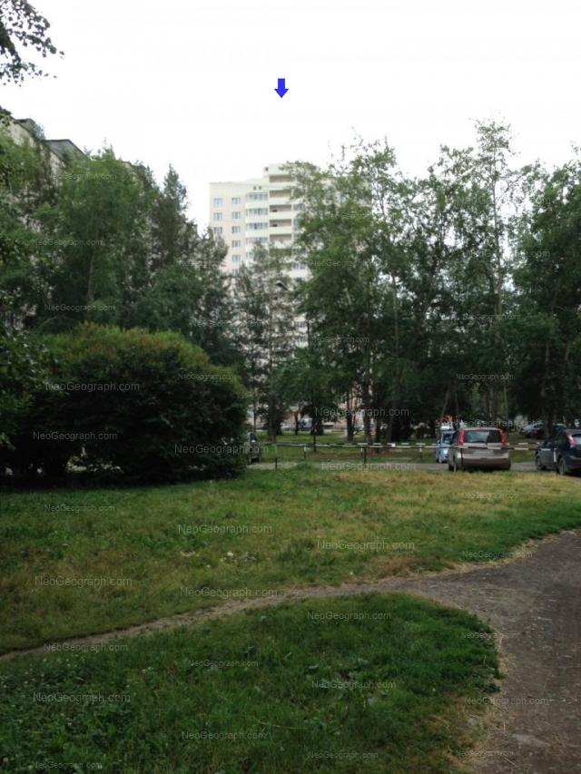 Адрес(а) на фотографии: улица Ломоносова, 57а, Екатеринбург