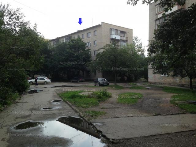 Адрес(а) на фотографии: Шефская улица, 87 к2, 89 к2, Екатеринбург