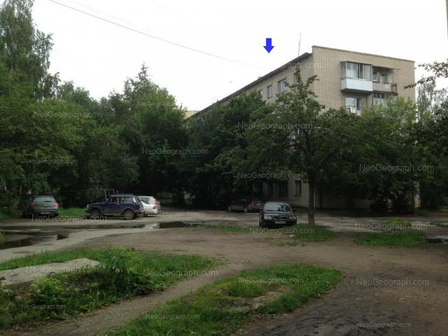 Адрес(а) на фотографии: Шефская улица, 89 к2, Екатеринбург