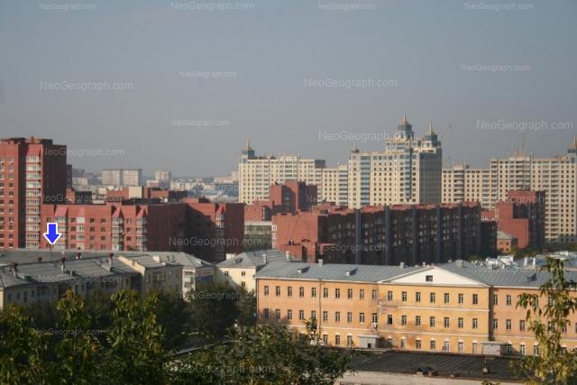 Адрес(а) на фотографии: улица Луначарского, 215А, 217, 218, Екатеринбург