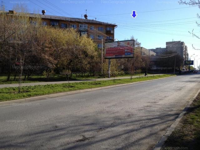 Адрес(а) на фотографии: улица Пальмиро Тольятти, 8, 12Б, Екатеринбург