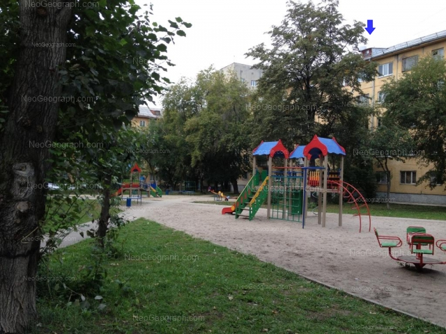 Адрес(а) на фотографии: Белореченская улица, 5А, Екатеринбург