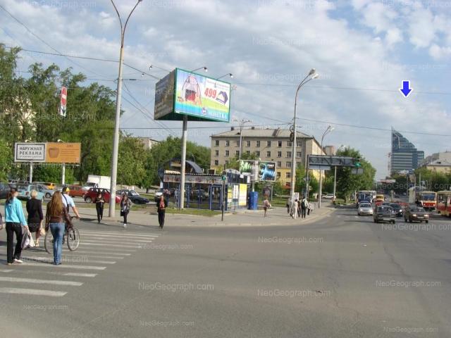 Адрес(а) на фотографии: улица 8 Марта, 51, 82, 82б, 84, Екатеринбург