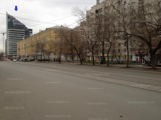 Адрес(а) на фотографии: улица 8 Марта, 51, 55, 57, Екатеринбург