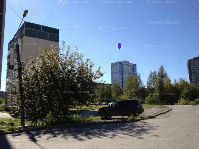 Адрес(а) на фотографии: бульвар Есенина, 9, 10, 20, Екатеринбург