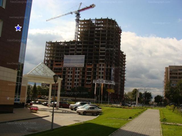 Адрес(а) на фотографии: Московская улица, 58, 66, 131, Екатеринбург