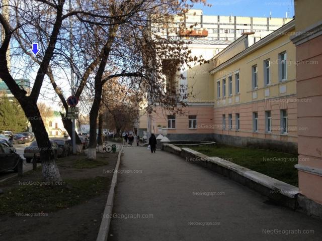Адрес(а) на фотографии: улица 8 Марта, 68, Екатеринбург