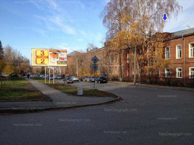 Адрес(а) на фотографии: улица Декабристов, 58, Екатеринбург