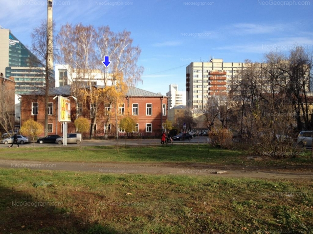 Адрес(а) на фотографии: улица Декабристов, 58, 83, Екатеринбург