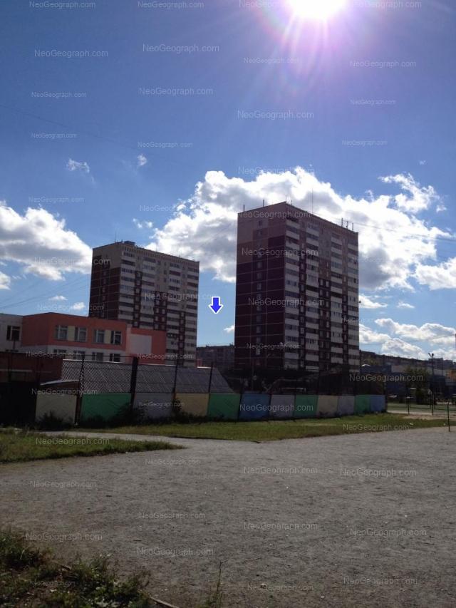Address(es) on photo: Vosstaniya street, 56/2, 56/3, 89, Yekaterinburg