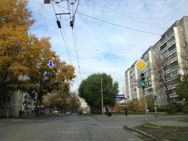 Address(es) on photo: Vosstaniya street, 50, 89, Yekaterinburg