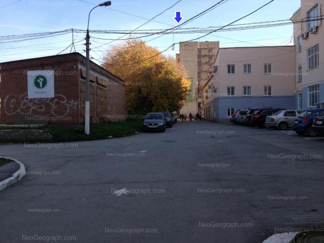 Адрес(а) на фотографии: Сибирский тракт, 35а, 37, Екатеринбург