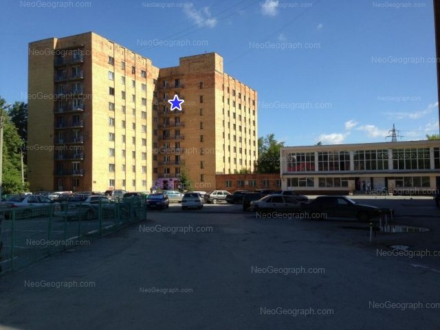 Адрес(а) на фотографии: Сибирский тракт, 35а, Екатеринбург