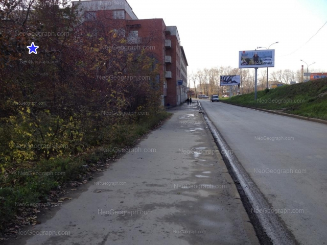Address(es) on photo: Sibirskiy trakt street, 31А, 31Г, Yekaterinburg