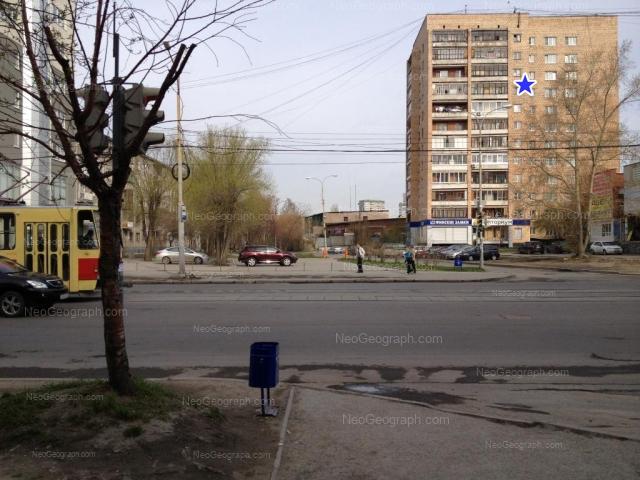 Адрес(а) на фотографии: Белореченская улица, 10, 12, Екатеринбург